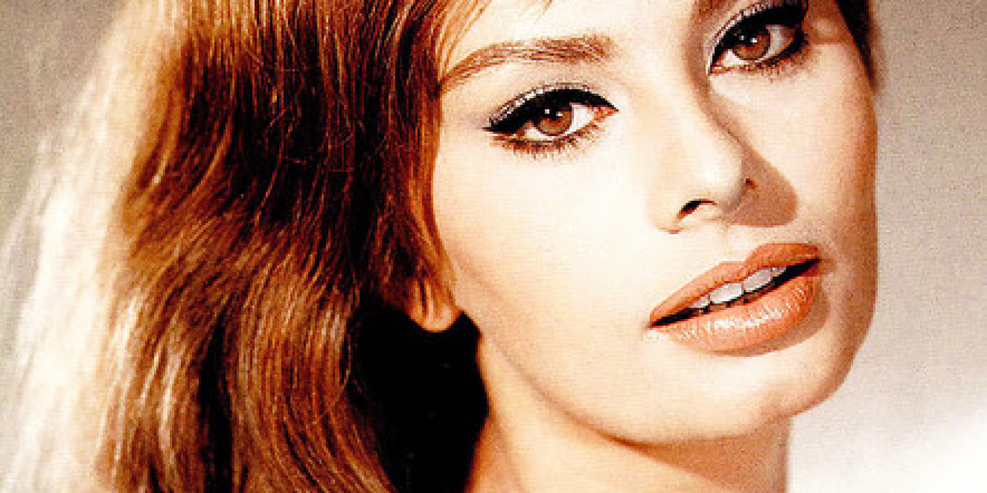 9 beauty icons you can easily be for halloween huffpost - Sophia Loren Hair Color