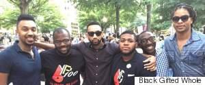 BLACK GAY SOLIDARITY
