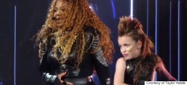 How I Got To Be On Janet Jackson's Tour At Age 11