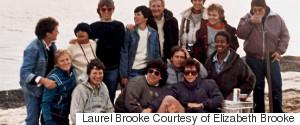 LAUREL BROOKE COURTESY OF ELIZABETH BROOKE