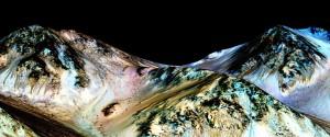 EAU SUR MARS