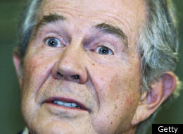 Pat Robertson on divorce and Alzheimers: Is it OK to leave your sick wife?
