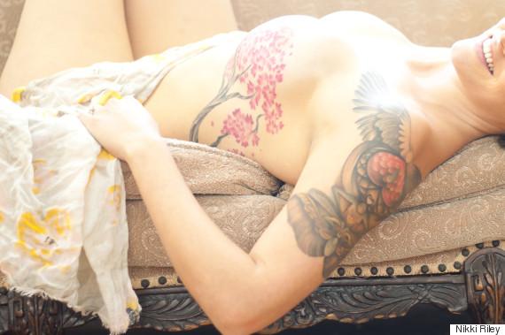 mastectomy tattoos