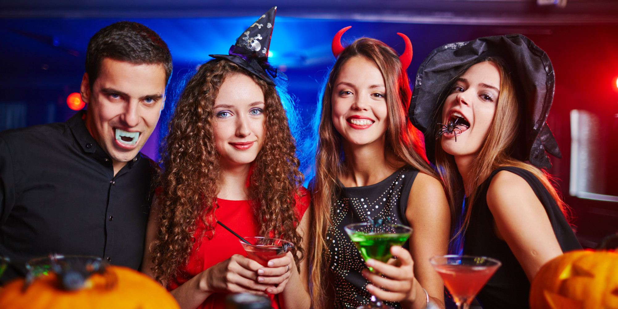 How to Have Fun While Staying Safe at a College Halloween Party ...