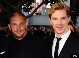 Cumberbatch: 'I Had A Proper Pop At Tom Hardy'