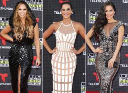 Los mejores y peores vestidos de los Latin American Music Awards
