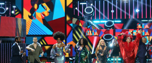LATIN AMERICAN MUSIC AWARDS 2015