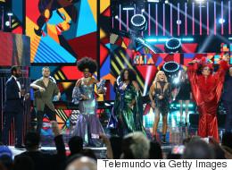 Celia Cruz fue la reina de los Latin American Music Awards