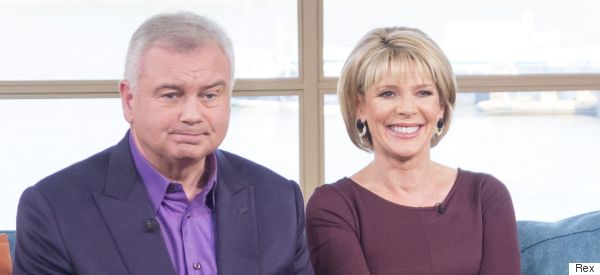 Eamonn Holmes Bears Striking Resemblance To The Big Purple One