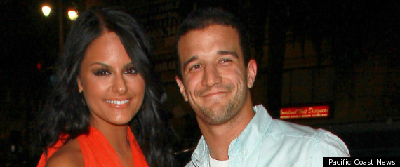Pia Toscano Mark Ballas Break Up