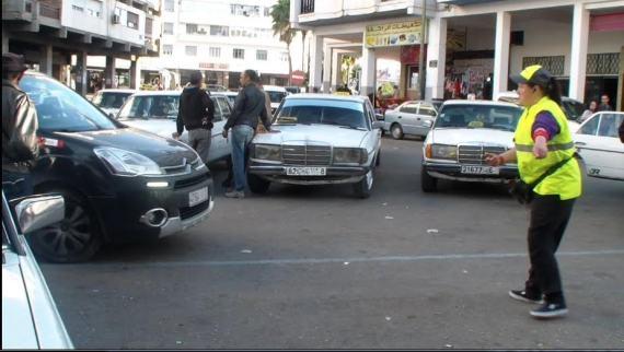 fathiya parking morocco