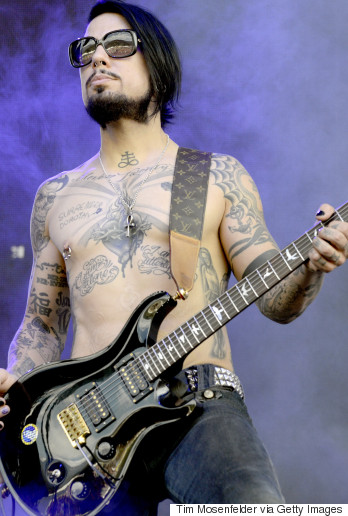 Ink Master Host Dave Navarro Live Rock And Roll Tattoos Have Long