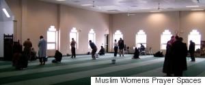MUSLIM WOMENS PRAYER SPACES