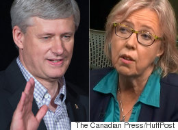 'Stephen Harper Should Be Ashamed': May