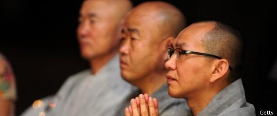 BUDDHISM CHRISTIANITY