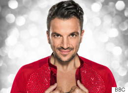 Peter Andre Hits Back At 'Strictly' Vanity Claims