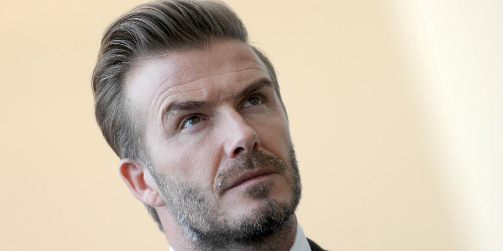David Beckham's Phone Systematically Hacked, Ex-Newspaper ... David Beckham Facebook