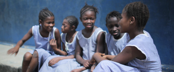 sierra leone girls