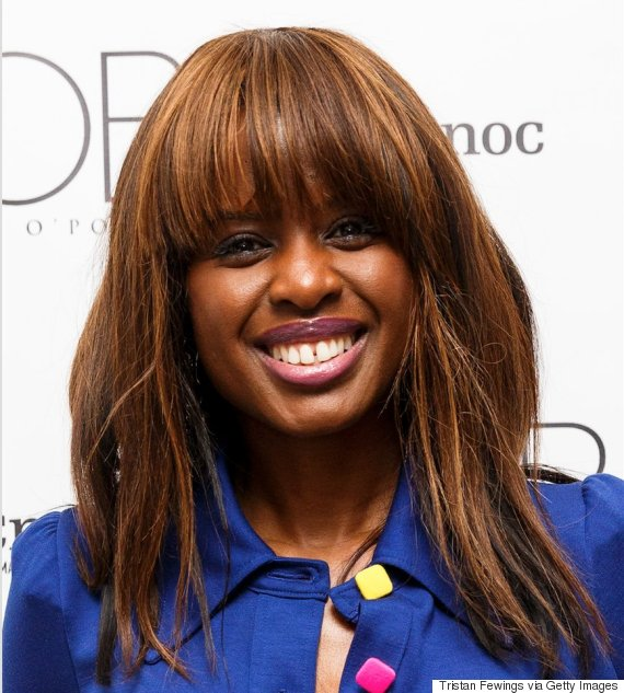 June Sarpong Nude Photos 68