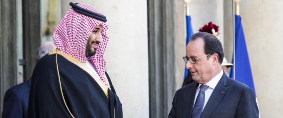SAUDI ARABIA AND FRANCE