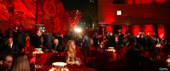 HBO EMMY PARTY
