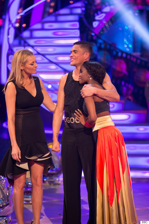 anthony ogogo strictly come dancing