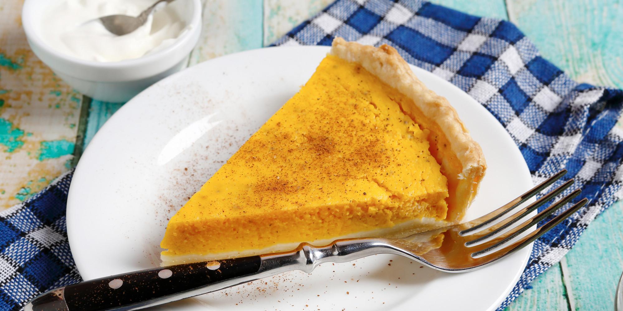 Ina Garten Pumpkin Pie perfect pumpkin pie | huffpost