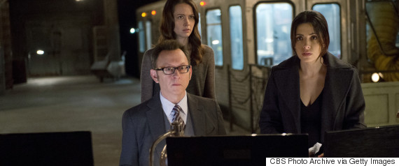 person of interest the machine