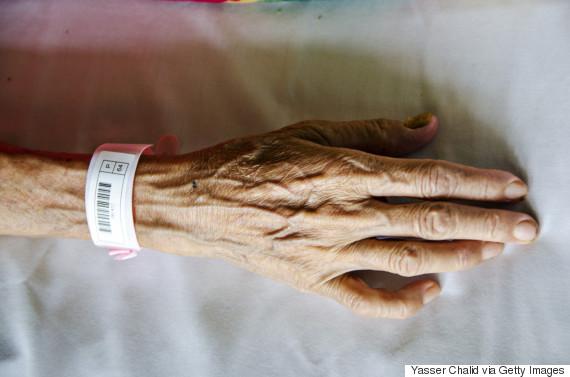 senior hospital aging