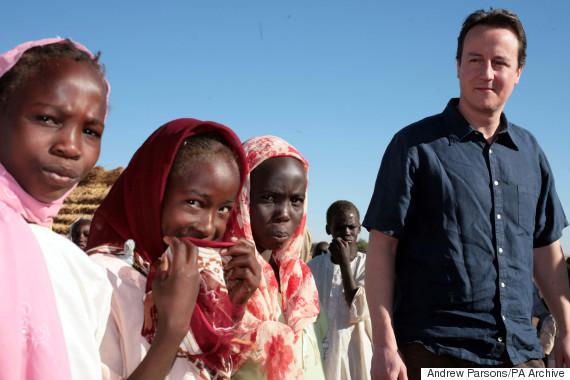 david cameron refugee