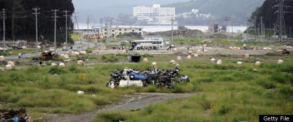 NORTHEAST JAPAN EARTHQUAKE