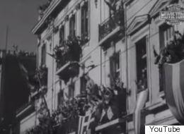 Το τέλος της Κατοχής: Απελευθέρωση της Αθήνας, 12 Οκτωβρίου 1944