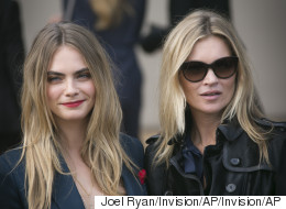 Cara Delevingne And Kate Moss Want Their Fans To Stop Doing This