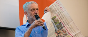 UK NEWSPAPERS JEREMY CORBYN