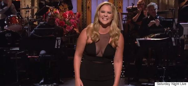 Amy Schumer's Hilarious Routine On Gender Roles And The Kardashians In Her First Time Hosting 'SNL'