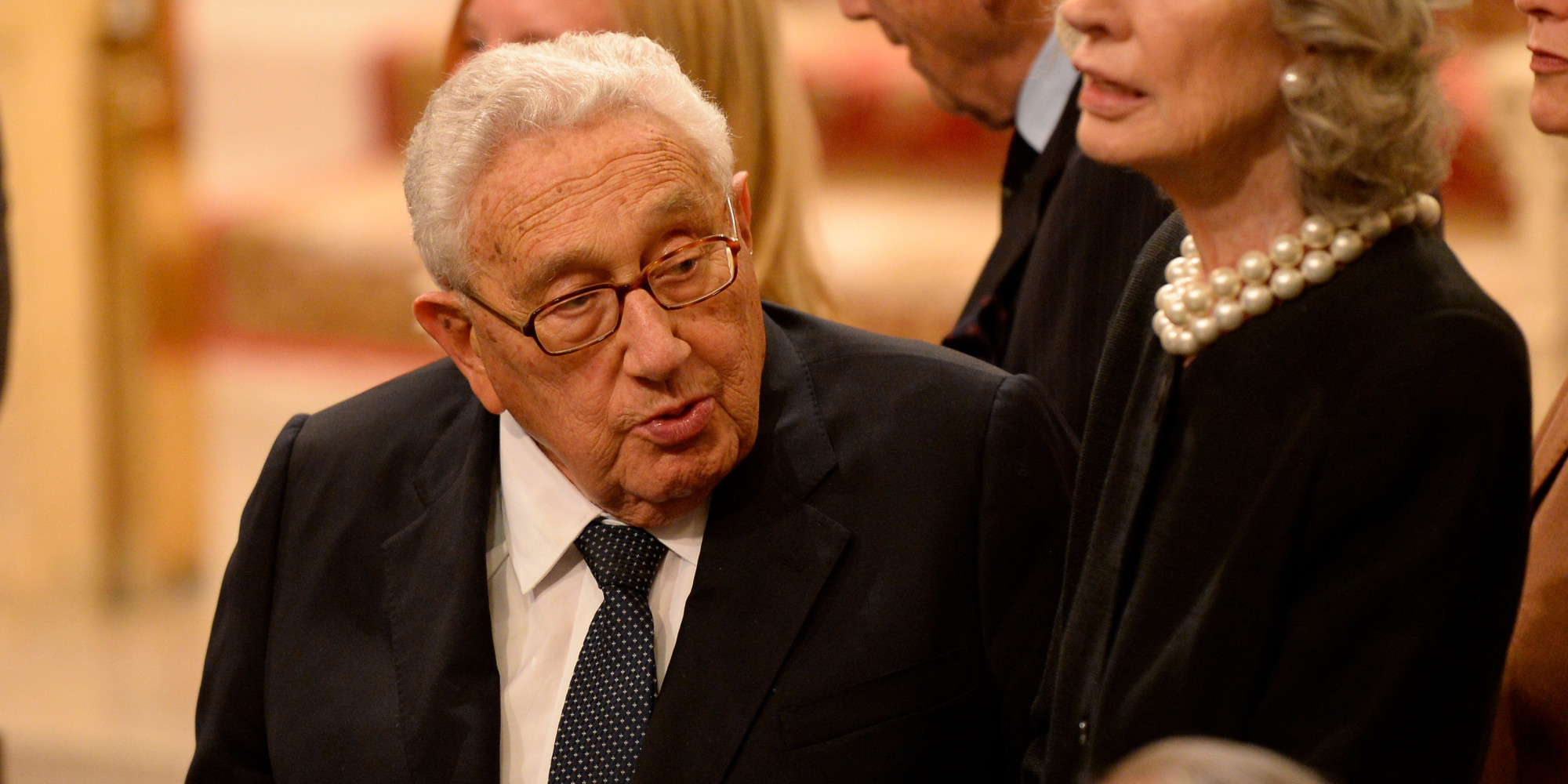 Henry kissinger diplomacy thesis