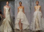 Here Is Every Gown From Monique Lhuillier's Fall 2016 Wedding Dress Collection