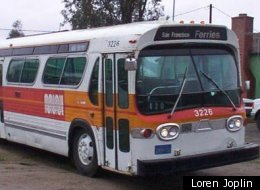 Muni Bus For Sale