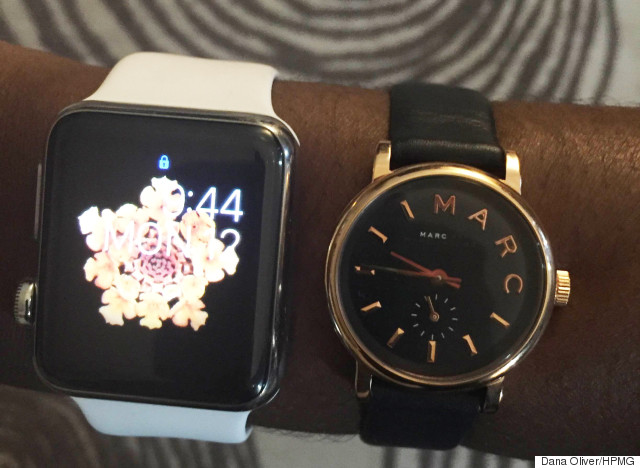 apple watch marc by marc jacobs watch & Why The Apple Watch Is A Fashion Girlu0027s Dream And Nightmare | HuffPost