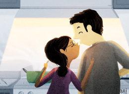 L'amour au quotidien illustré en 23 superbes dessins (PHOTOS)