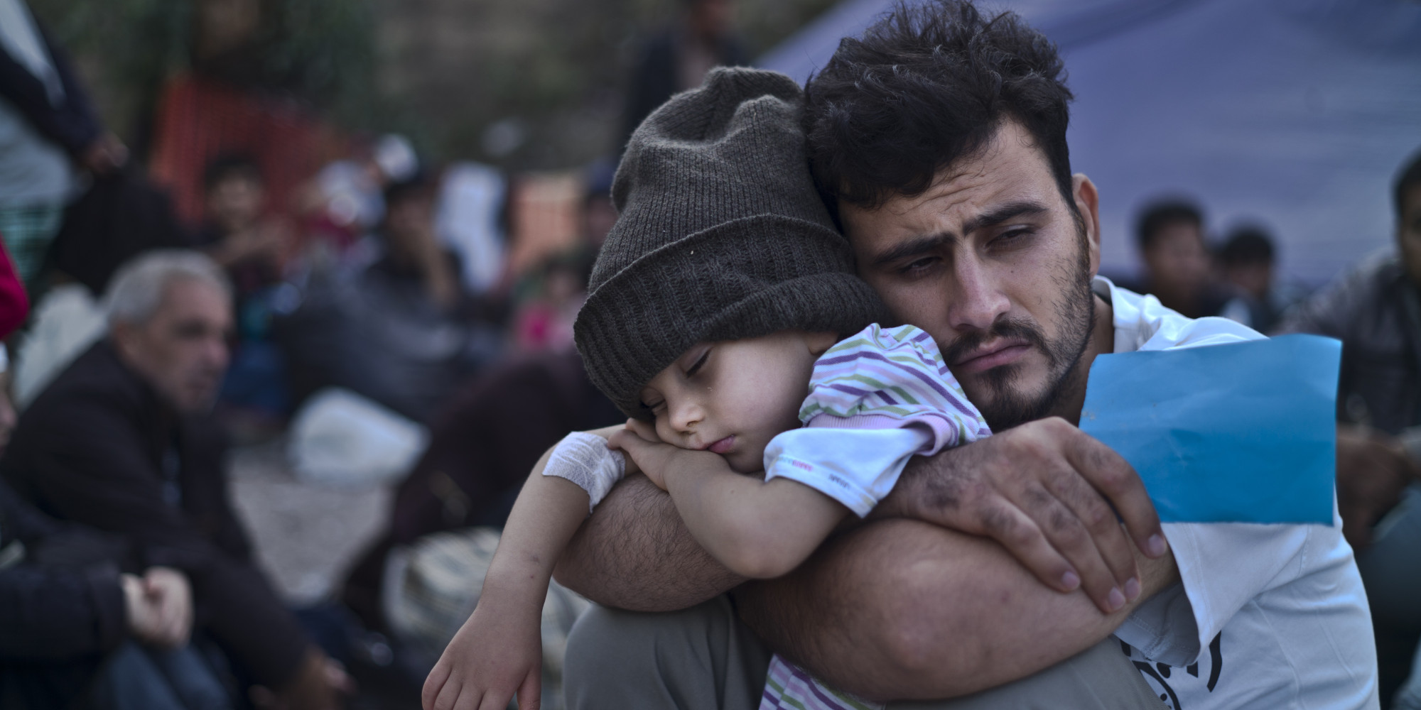 Refugee Crisis: Hundreds In UK Offer Beds To Syrians As Yvette ...