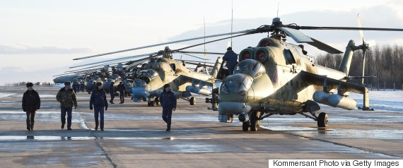arctic russian troops