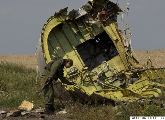 mh17 crash