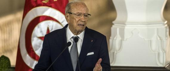PRESIDENT ESSEBSI TUNISIA