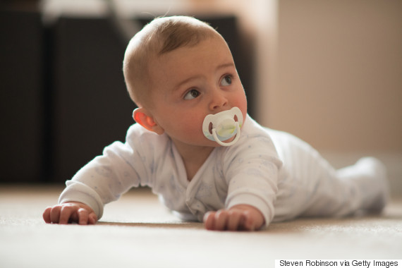 Dummies Can Delay Babies Ability To Talk Due To
