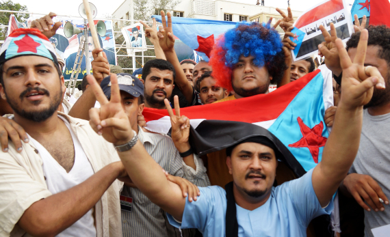 the southern movement yemen