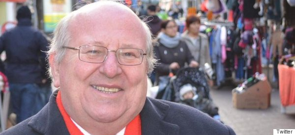 'I AM LABOUR I AM LABOUR! Get it?' Mike Gapes Is Mad As Hell With The Corbynistas