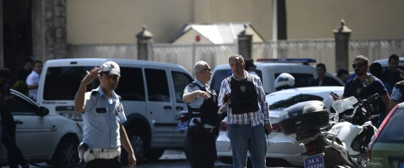 TAKSIM SQUARE IN ISTANBUL TURKEY