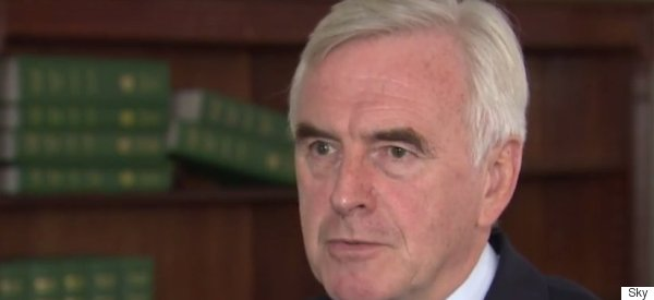 John McDonnell: I Changed My Mind On Budget Surplus Law After Meeting Redcar Families