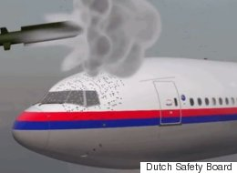 Chilling Animation Of The Moment MH17 Was Hit By A Buk Missile